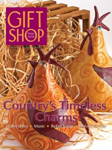 GIFT SHOP Magazine Cover