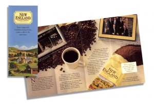 New England Coffee Brochure