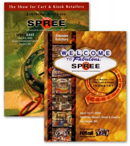 SPREE Trade Show Brochure